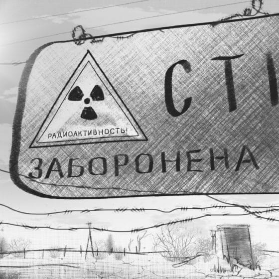 Chernobyl flashbacks are wrinkles of memory